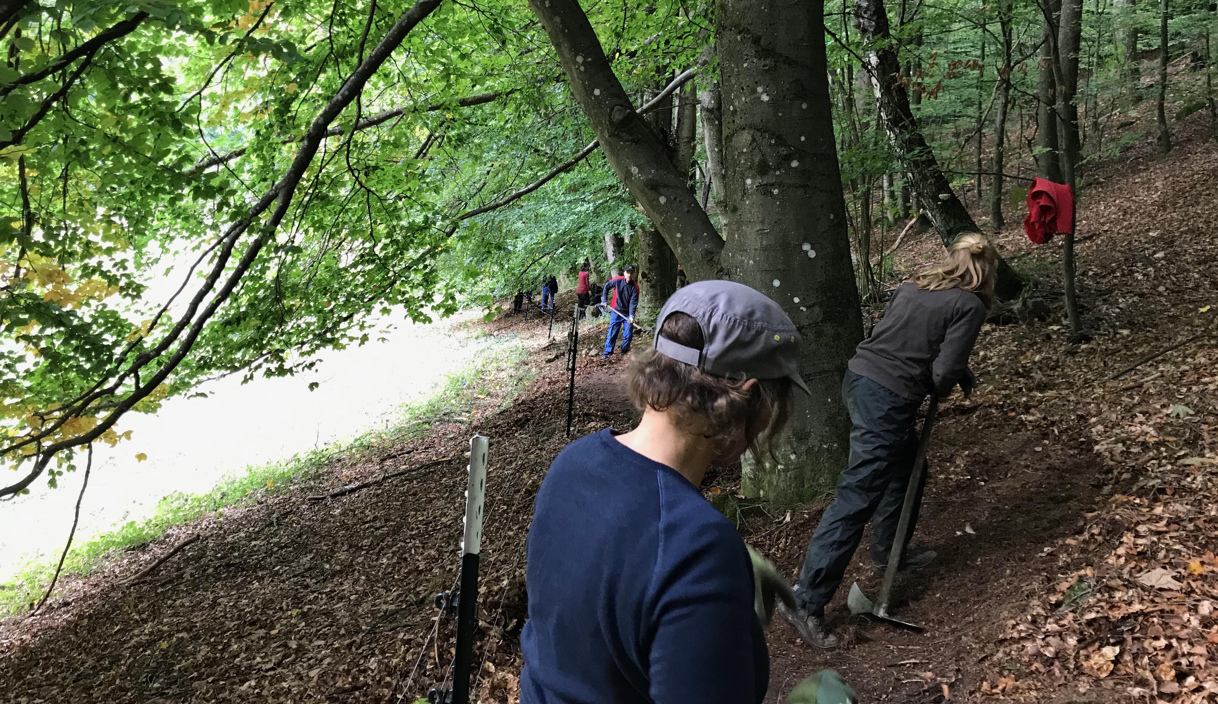 Das neue alte Rubachwegle über Schmalbach