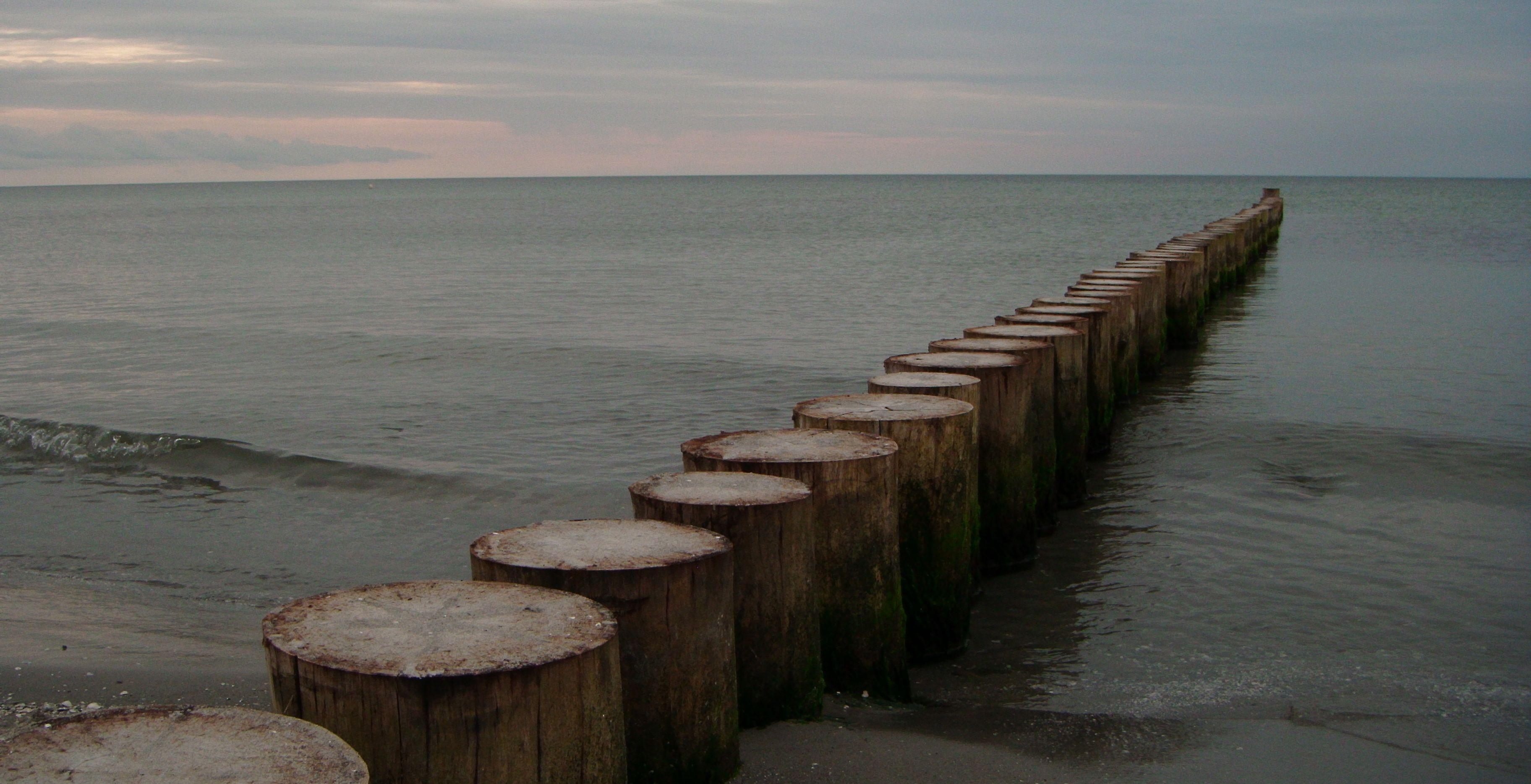 Unendlichkeit am Ostseehorizont