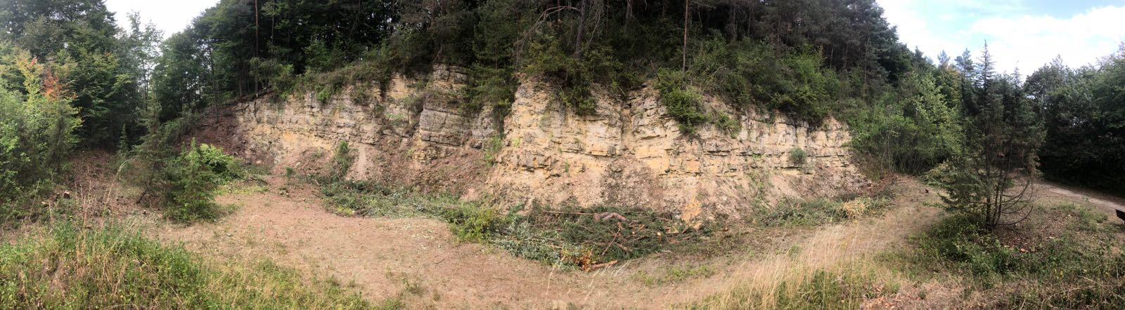 Kalksteinbruch komplett enttarnt