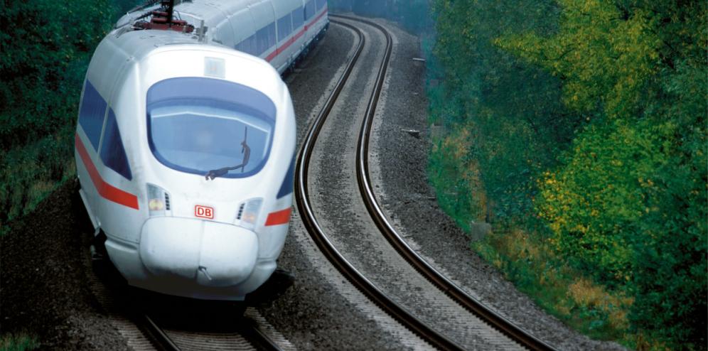 Deutsche Bahn ICE