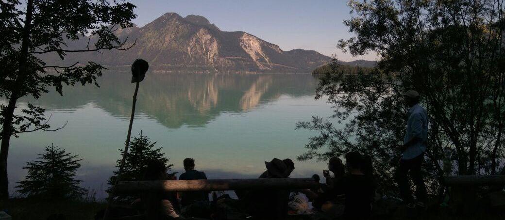 Still ruht der Walchensee